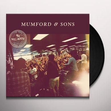 Mumford & Sons LIVE AT BULL MOOSE (Vinyl)