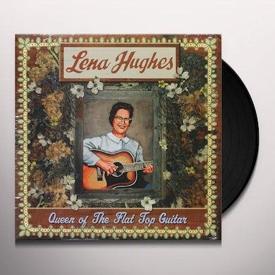 Lena Hughes QUEEN OF THE FLAT TOP GUITAR Vinyl Record