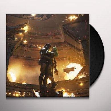 Coheed and Cambria Unheavenly Creatures (Tigers Eye) Vinyl Record