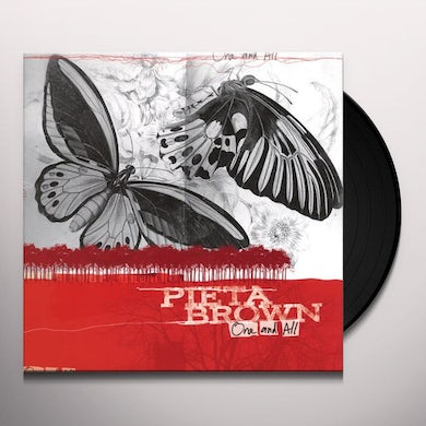 Pieta Brown ONE & ALL Vinyl Record
