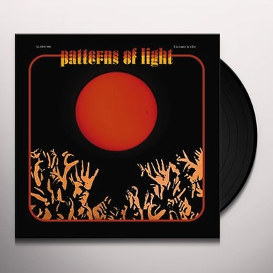 His Name Is Alive PATTERNS OF LIGHT Vinyl Record