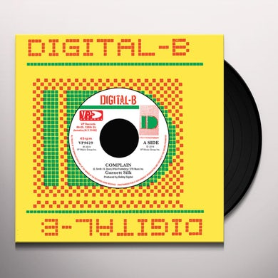 COMPLAIN Vinyl Record