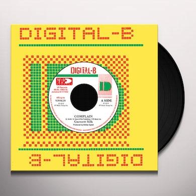 Garnett Silk COMPLAIN Vinyl Record