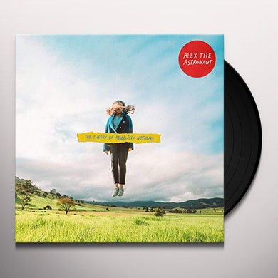 Alex the Astronaut The Theory Of Absolutely Nothi Vinyl Record