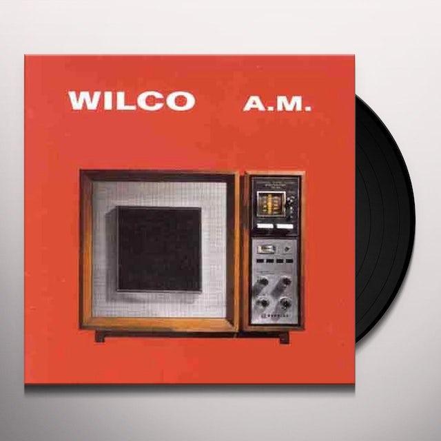Wilco A.M. Vinyl Record