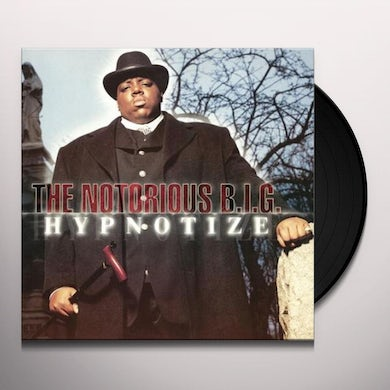 The Notorious B.I.G. HYPNOTIZE (SYEOR 2018 EXCLUSIVE) Vinyl Record