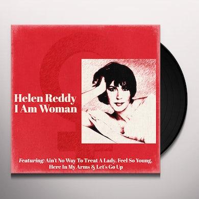Helen Reddy I AM WOMAN Vinyl Record
