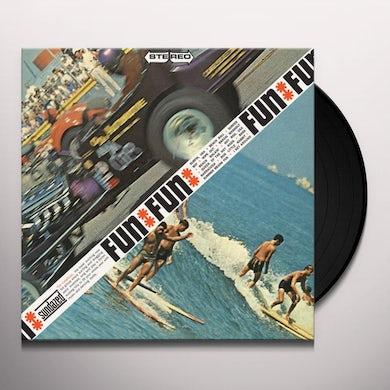 Catalinas FUN FUN FUN Vinyl Record