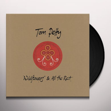 Tom Petty and the Heartbreakers Wildflowers & All The Rest  Deluxe Vinyl Record