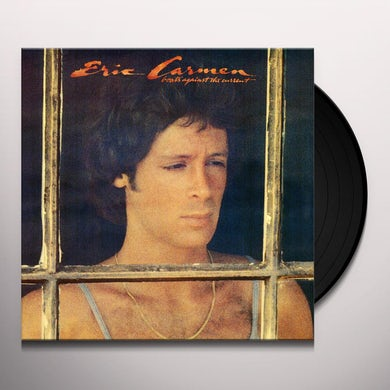 Eric Carmen BOATS AGAINST THE CURRENT Vinyl Record