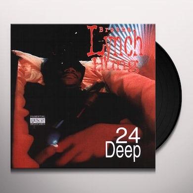 24 DEEP Vinyl Record