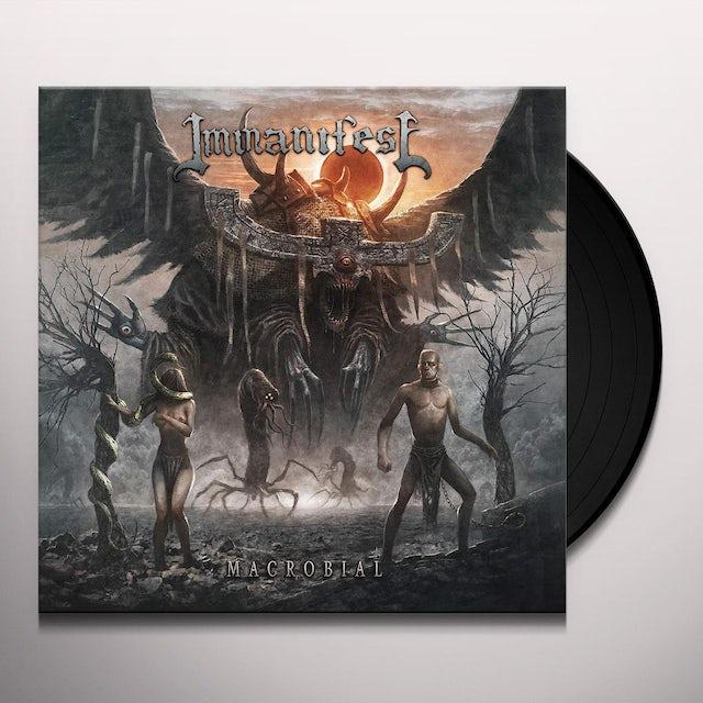 Immanifest MACROBIAL Vinyl Record