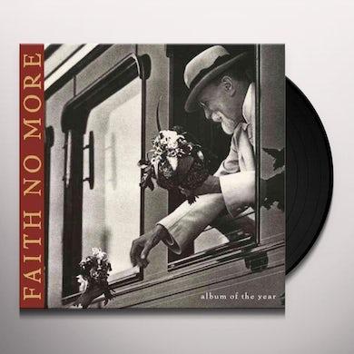 Faith No More ALBUM OF THE YEAR (2016 REMASTER) Vinyl Record