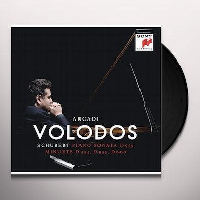 SCHUBERT: PIANO SONATA D 959 & MINUETS D 334 Vinyl Record