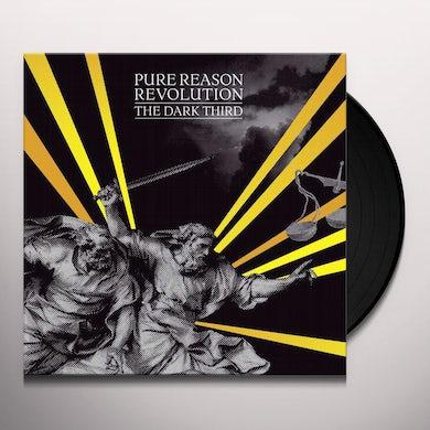 Pure Reason Revolution DARK THIRD Vinyl Record
