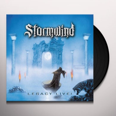 Stormwind LEGACY LIVE (RE-MASTERED) Vinyl Record