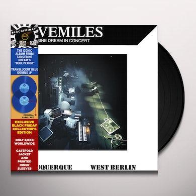 LIVEMILES Vinyl Record