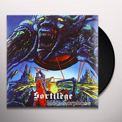 Sortilege METAMORPHOSE Vinyl Record