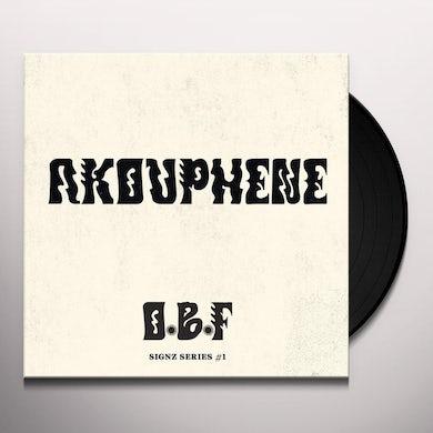 O.B.F. AKOUPHENE Vinyl Record