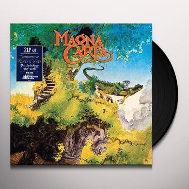 Magna Carta TOMORROW NEVER COMES Vinyl Record