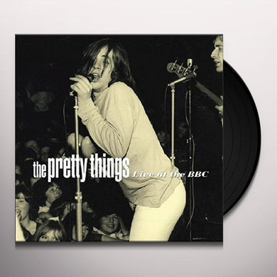The Pretty Things LIVE AT THE BBC Vinyl Record