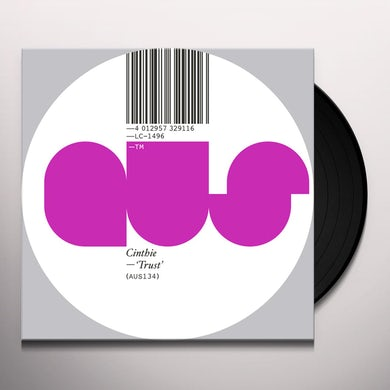 Cinthie TRUST Vinyl Record