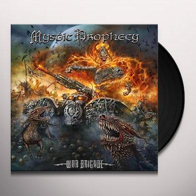 Mystic Prophecy WAR BRIGADE Vinyl Record