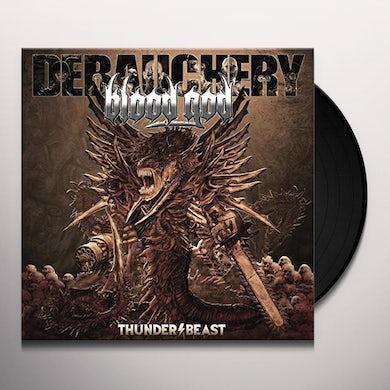 Debauchery'S Blood God THUNDERBEAST Vinyl Record