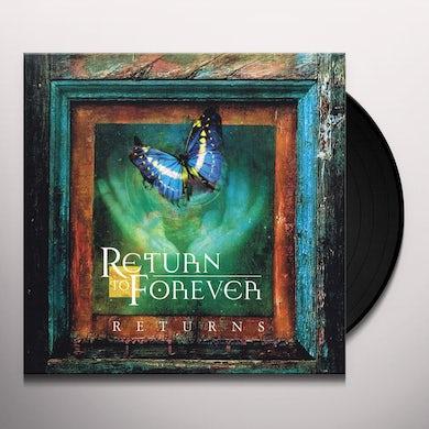 MOTHERSHIP RETURNS (LIMITED/4LP/2CD) Vinyl Record