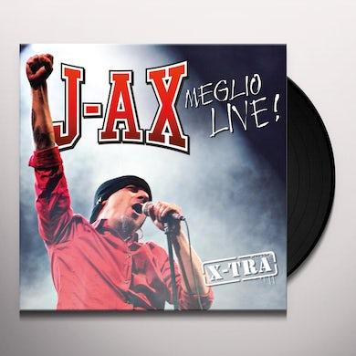 J-Ax MEGLIO LIVE Vinyl Record