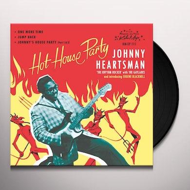 JOHNNY HEARTSMAN Vinyl Record