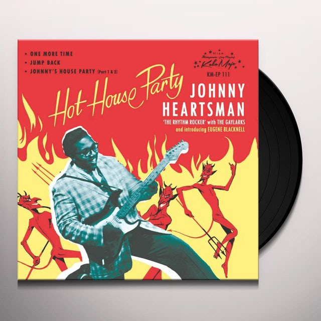 Johnny Heartsman