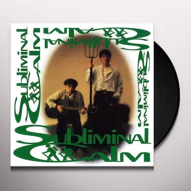 SUBLIMINAL CALM Vinyl Record