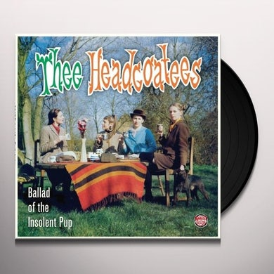 BALLAD OF THE INSOLENT PUP Vinyl Record
