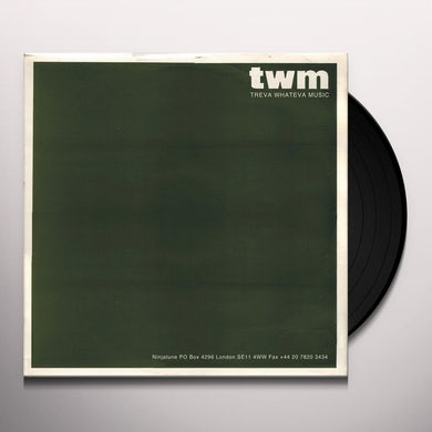 Treva Whateva WE HAVE THE TECHNOLOGY Vinyl Record