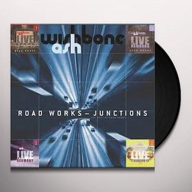 Wishbone Ash ROADWORKS: JUNCTIONS THE BEST OF Vinyl Record