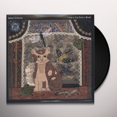 James Yorkston I WAS A CAT FROM A BOOK Vinyl Record