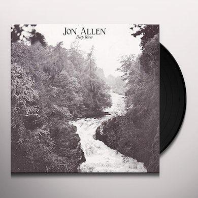 Jon Allen DEEP RIVER Vinyl Record