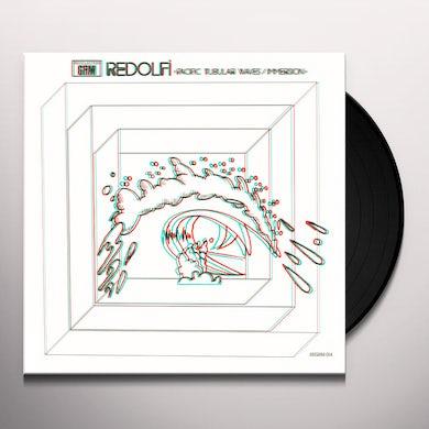 Michel Redolfi PACIFIC TUBULAR WAVES / IMMERSION Vinyl Record