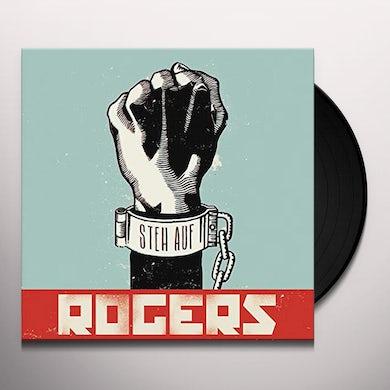 Rogers STEH AUF Vinyl Record
