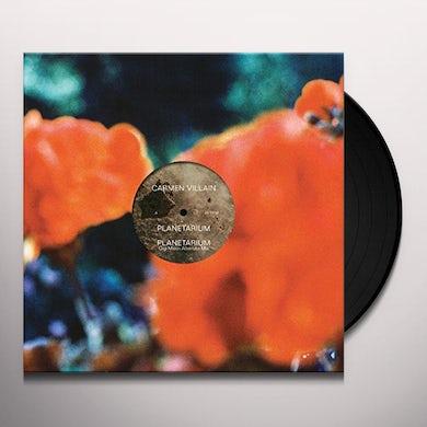 Carmen Villain PLANETARIUM Vinyl Record
