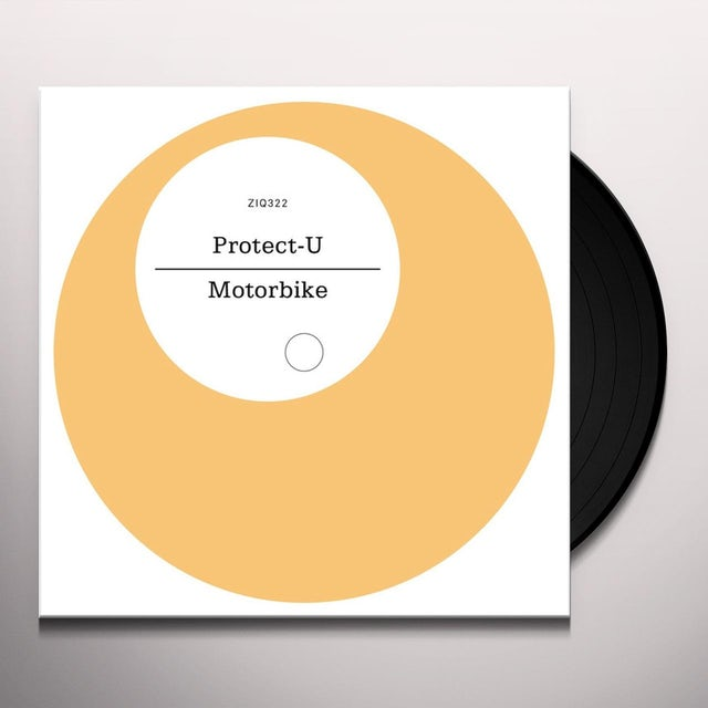 Protect-U MOTORBIKE Vinyl Record
