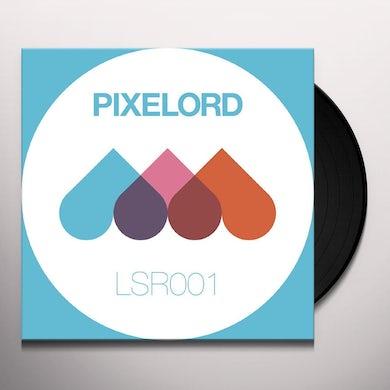 Pixelord IRON & CREAM Vinyl Record