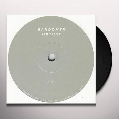 Randomer OBTUSE Vinyl Record