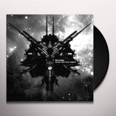 Stagga WILD FOR THE NIGHT Vinyl Record