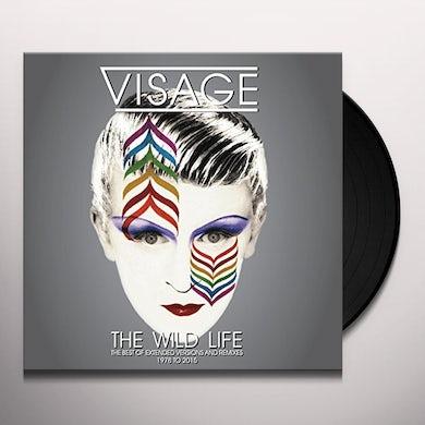 Visage WILD LIFE: BEST OF EXTENDED VERSIONS & REMIXES Vinyl Record
