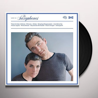 SONGS OF THE SAXOPHONES Vinyl Record