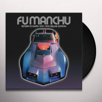 Fu Manchu RETURN TO EARTH Vinyl Record