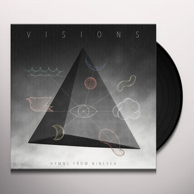 Hymns From Nineveh VISIONS Vinyl Record