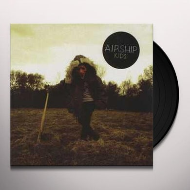 Airship KIDS Vinyl Record